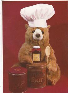 Large Rust Colored Teddy Bear by Avanti