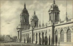 1904 Louisiana Purchase Expo Mogul Egyptian Cigarettes Advertising Postcard 3