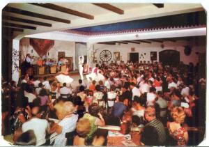 Spain, COSTA BRAVA, Tossa de Mar, Night Club El Ruedo, used Postcard