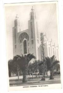 RP: Morocco , Casablanca , 1910-30s : The Cathedral