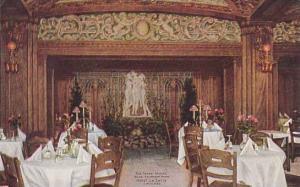 Illinois Chicago The Three Graces Blue Fountain Room Hotel La Salle