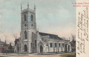 KINGSTON , Canada , 1907 ; St James Church