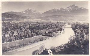 RP: INNSBRUCK von der Weiherberg, Styria , Austria , PU-1928