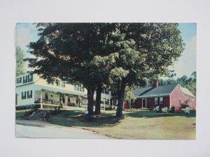 Christmas Farm Inn in Jackson NEW HAMPSHIRE 1966 Vintage Chrome Postcard