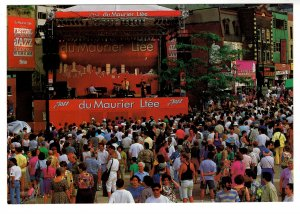 Large 5 X 7 Montreal, Quebec, International Jazz and Blues Festival