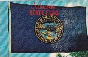 Nebraska North Platte Nebraska State Flag