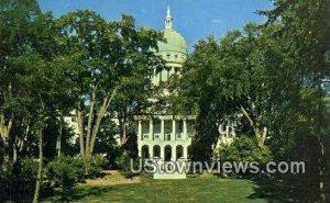 Capitol Bldg in Augusta, Maine