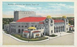 SAN ANTONIO, Texas, 10-20s; Municipal Auditorium, version 2