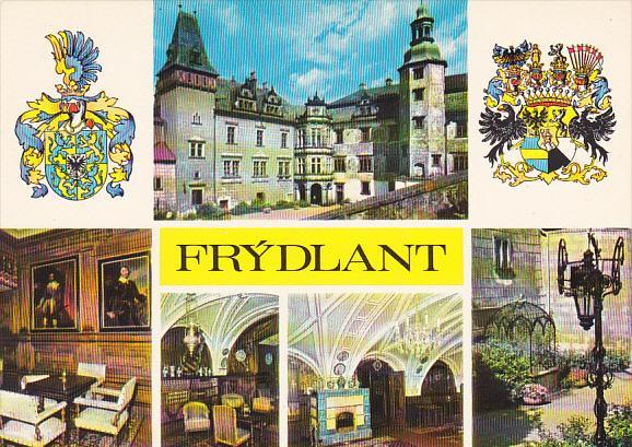 Czechoslovakia Frudlant Statni hrad a zamek Frydlant