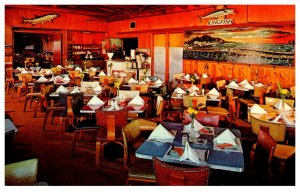 Florida  Treasure Island ,  The Kingfish Restaurant , Dining Room