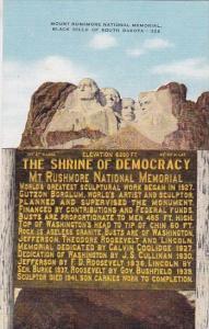 South Dakota Mount Rushmore National Memorial Black Hills Of South Dakota
