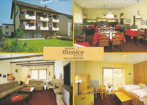 Germany Bad Schoenborn Pension Monica Hotel Garni