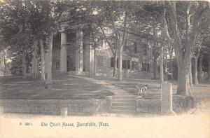 12616   MA  Barnstable 1902   Court House