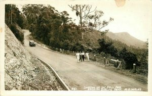 NSW Australia1950s Subline Point Bull Pass NS Wales RPPC Photo Postcard 21-9701