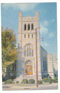 Exterior, Bethesda Methodist Church, Salisbury, Maryland,  40-60s
