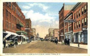 Third St. Grand Forks ND unused