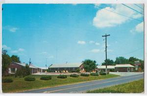 Covington's Motel, Guthrie KY