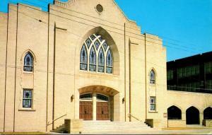 Texas Gainesville First Baptist Church