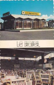 2-Views, Le Brasier Enr., Rimouski, Quebec, Canada, 1950-1960s