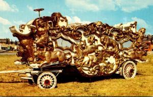 Wisconsin Baraboo Circus Parade Wagon Circus World Museum