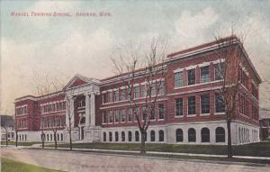 Manuel Training School, SAGINAW, Michigan, 00-10s