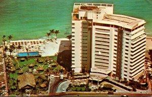 Florida Miami Beach The Saxony Resort 1968