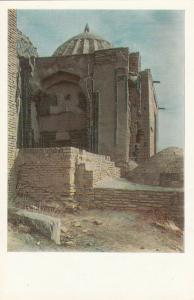 Central Asia UZBEKISTAN Samarqand Shah-i Zindah Amir Husain Mausoleum postcard