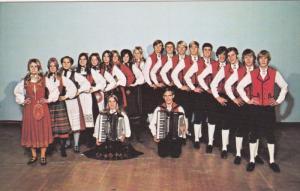 Stoughton High School Norwegian Dancers , STOUGHTON , Wisconsin , 50-60s