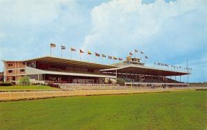 San Juan Puerto Rico~El Comandante Horse Race Track~Hippodrome~Grandstand~1960s