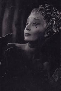 Margaret Leighton as Ariel Royal Shakespeare Company Theatre Postcard