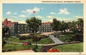 Virginia Waynesboro Fishburne Miliotary School