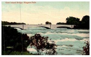 New York Niagra , Goat Island Bridge