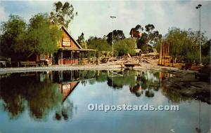 Knott's Berry Farm, Ghost Town, California, CA, USA Postcard The Old Mil...