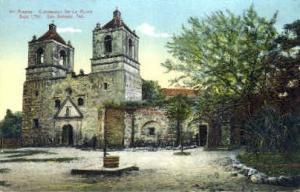 Mission Conception San Antonio TX Unused