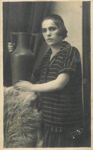 Studio Ronay Oradea 1926 photo postcard