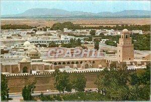 Postcard Modern Tunisia holy city of Kairouan