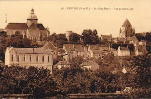 Provins , France , 00-10s , La Ville haute