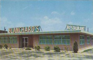 North Carolina Lumberton Blanchards Restaurant