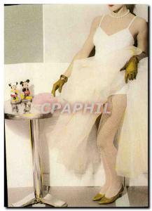 Postcard Modern Naked erotic Illustrator Didier Gaillard