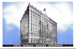 Wisconsin Wausau Hotel Wausau