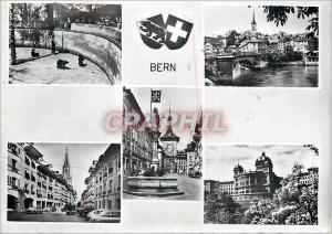 Modern Postcard Bern