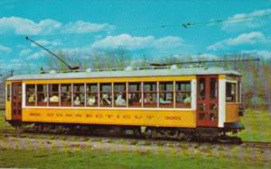Connecticut Electric Railway Trolley #3001