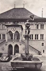 RP: Bern , Switzerland , 30-40s ; Hotel de Ville