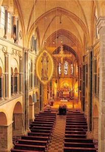 Netherlands Roermond Munsterkerk Church Interior Eglise