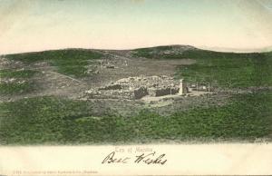 south africa, MAJUBA, Panorama of the Top (1905) Sallo Epstein 1004