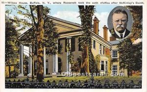 Where Vise President Roosevelt Took Oath Unused