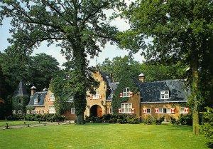 Netherlands Huis Doorn Poortgebouw Postcard