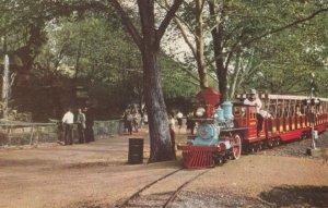 ST LOUIS, Missouri, 50-60s; Zoo Line Railroad, Forest Park