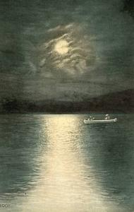 Moonlight, Canoe and You