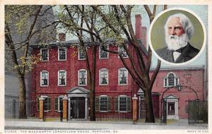 The Wadsworth-Longfellow House, Portland, ME, USA Unused